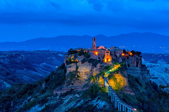 photo of Civita di BagnoRegio, Italy